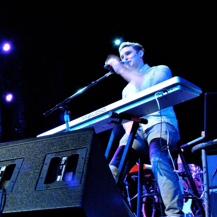 Karmin at Rethink Music. Photo credit Farah Joan Fard.