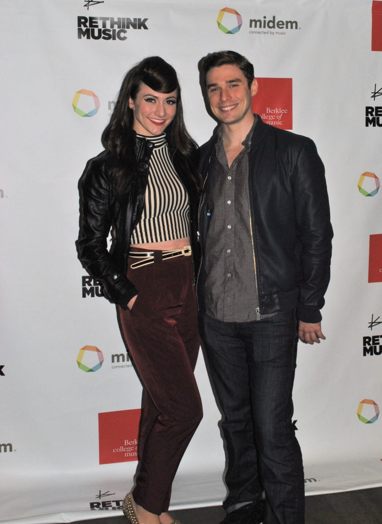Karmin at Rethink Music, press/(c)LaParadiddle.com