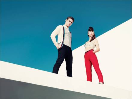 Karmin, photo courtesy of Epic Records.