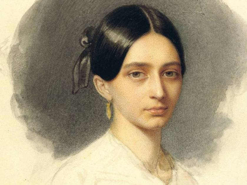 If you don't know Clara Schumann...look her up right now!