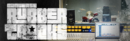 Converse Rubber Tracks Studio