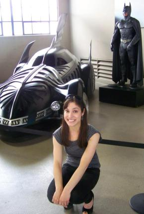 The day I saw all of the Batmobiles.