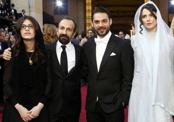 Hey, look! A Separation won the Academy Award for Best Foreign Language Film in 2012!