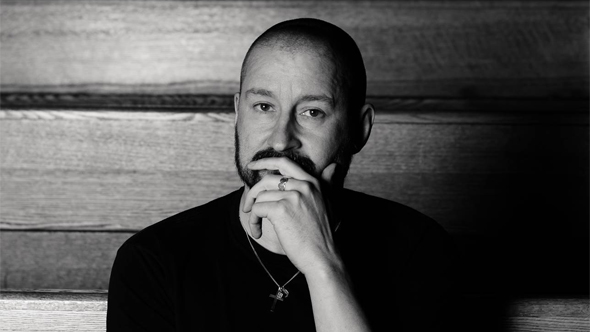 Clint Mansell (credit not my own)