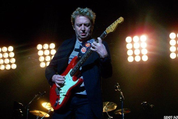 Andy Summers 2007, Police Reunion Tour