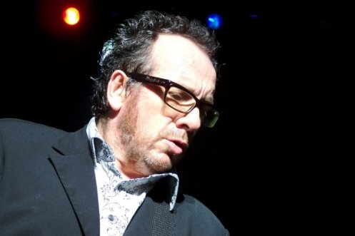 Elvis Costello 2008 ©Farah Joan Fard