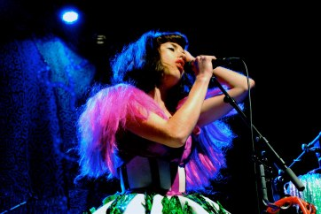Kimbra at Royale 2012 ©Farah Joan Fard