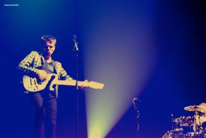 Muse at the TD Garden 2013. ©Farah Joan Fard