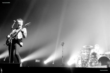 Muse at the TD Garden 2013. ©Farah Joan Fard