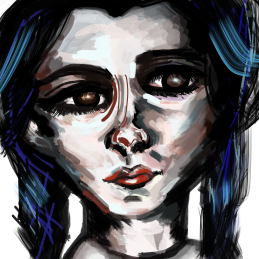 iPhone doodle